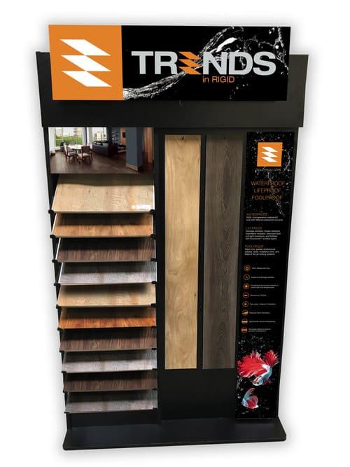 Flooring Sampling and Display Manufacturing