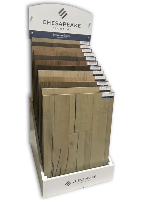 Wood Display